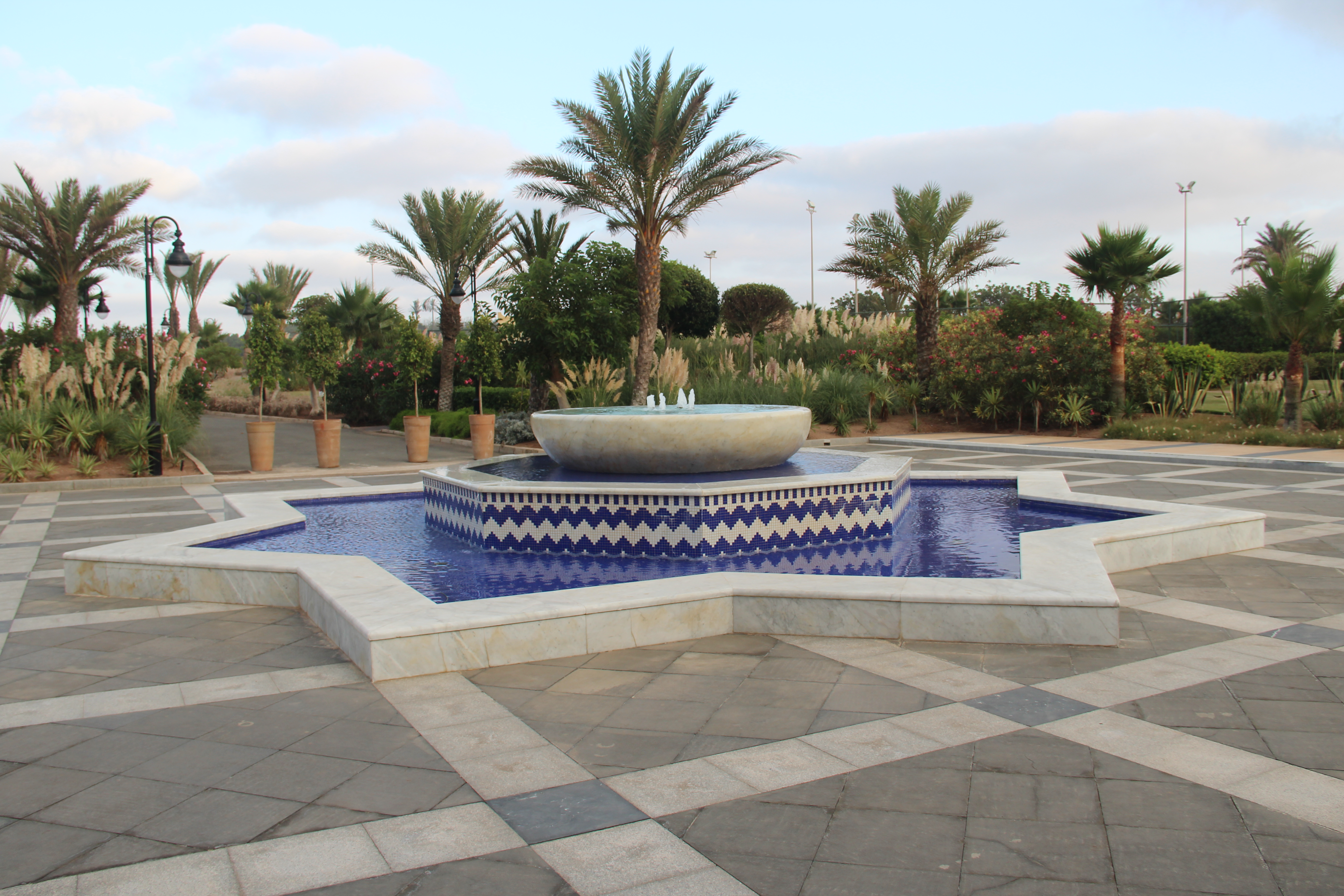 fontaine mazagn maroc