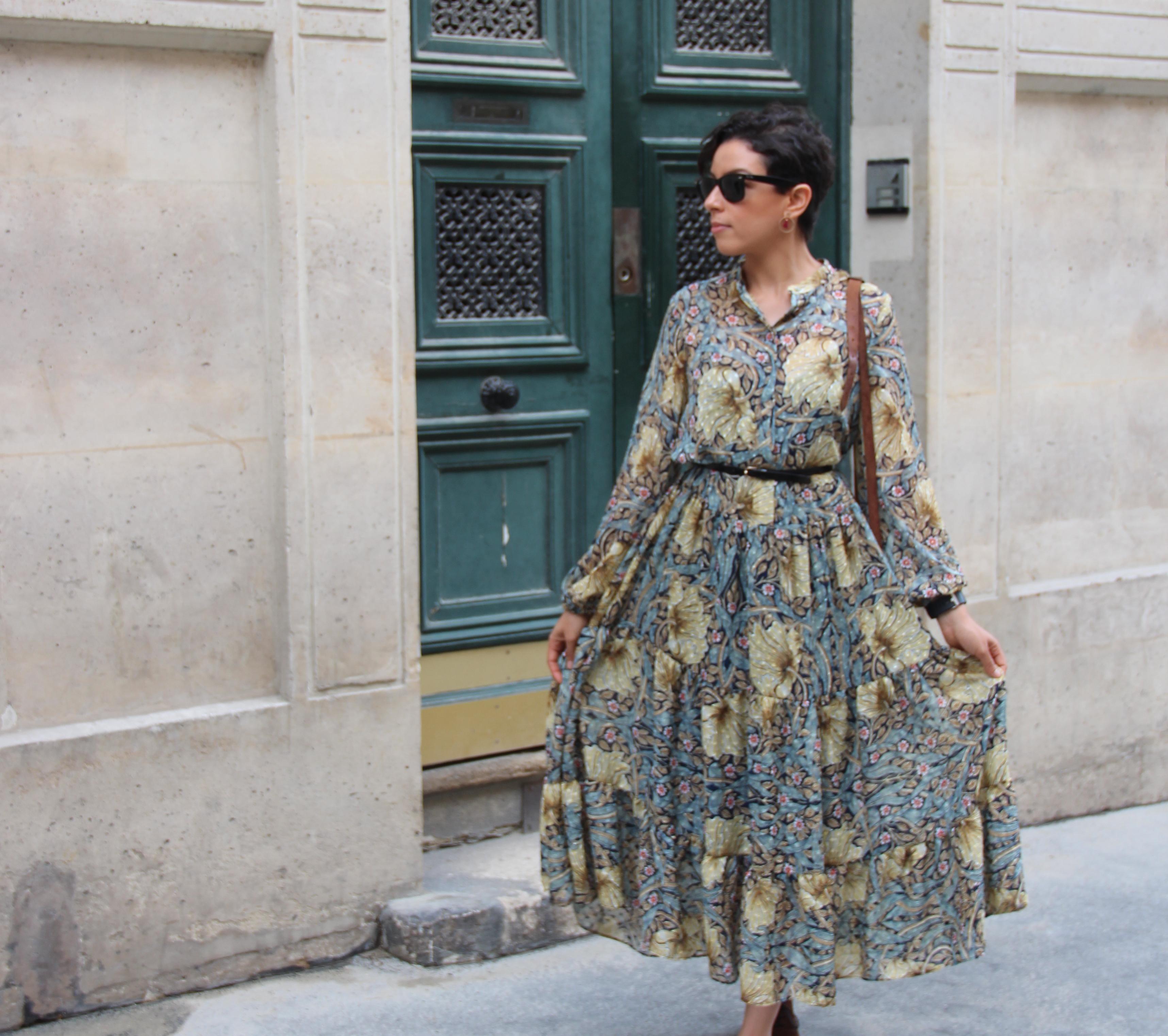 robe h&m automne