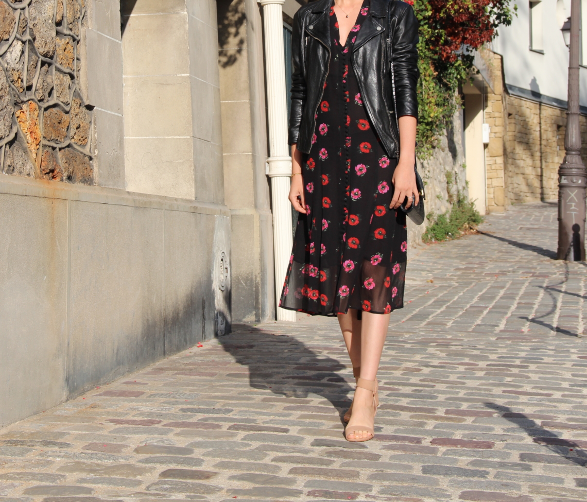 robe d'été the kooples